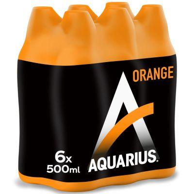 Aquarius Orange clip 6 x 50cl