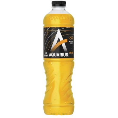 Aquarius Orange pet 1,5l