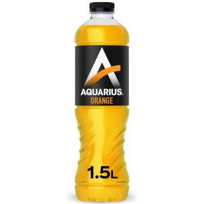 Aquarius Orange pet 1,5l