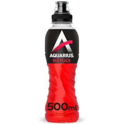 Aquarius Red Peach pet 50cl