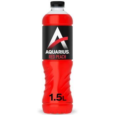 Aquarius Red Peach pet 1,5l