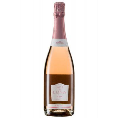 Cava Arts de Luna Organic Rosé fles 75cl