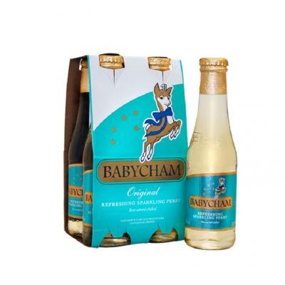 Babycham clip 4 x 20cl