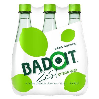Badoit Lime clip 6 x 50cl