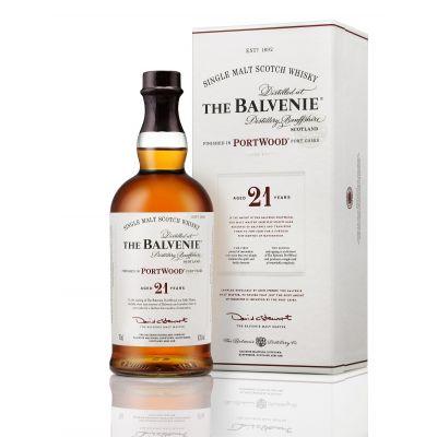 Balvenie 21Y Portwood fles 70cl