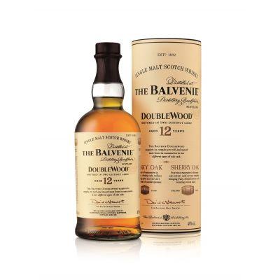 Balvenie Double Wood 12Y fles 70cl