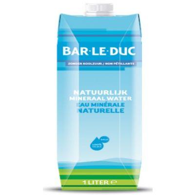 Bar-le-Duc mineraalwater tetra/brik 1L