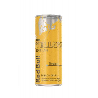Red Bull Summer Tropical blik 25cl