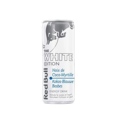 Red Bull White Edition blik 25cl