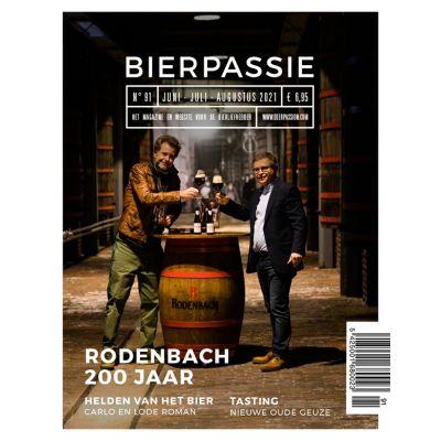Bierpassie Magazine N°91