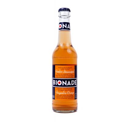 Bionade Gember/Sinaasappel fles 33cl