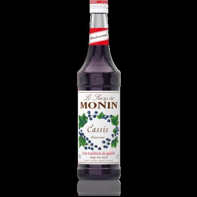 Monin Siroop Cassis fles 70cl