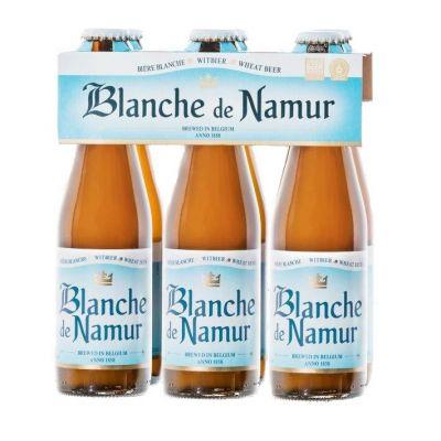 Blanche De Namur clip 6 x 25cl