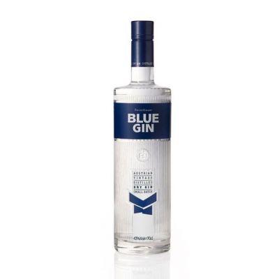 Blue Gin Reisetbauer fles 70cl