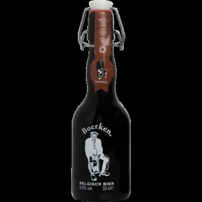 Boerken fles 33cl
