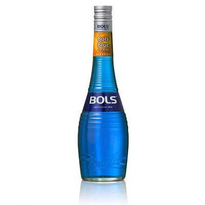 Bols Blue fles 70cl