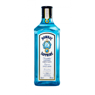 Bombay Sapphire fles 1l