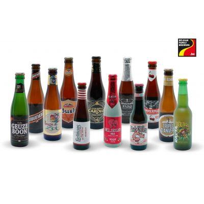 Belgian Family Brewers box n°1