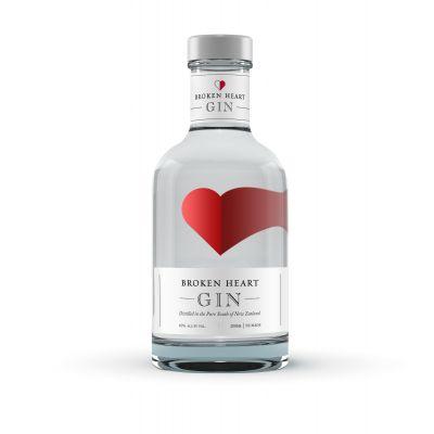 Broken Heart Gin (Mini) fles 20cl