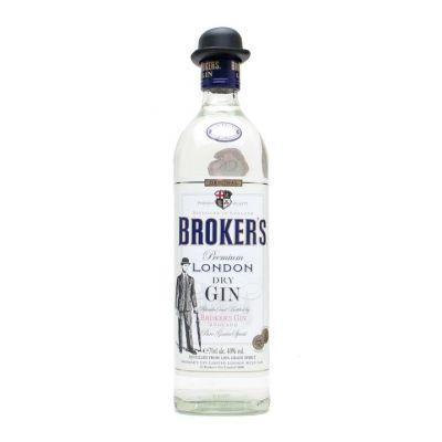 Broker's London Dry Gin fles 70cl