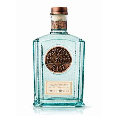 Brooklyn Small batch premium gin fles 70cl