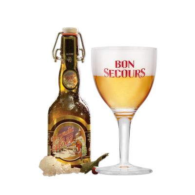 Bon Secours Blonde Noel fles 33cl