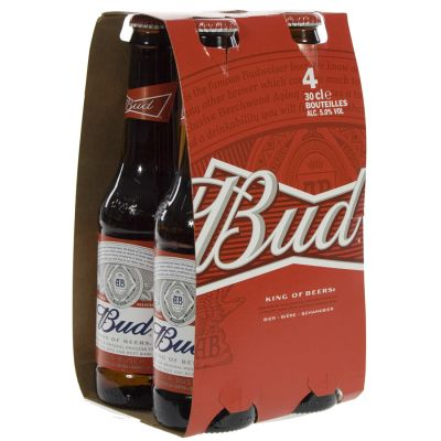 Bud clip 4 x 30cl