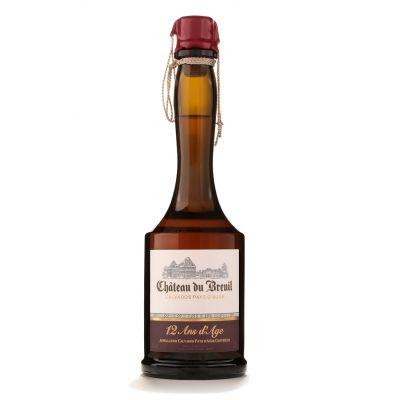 Calvados Du Breuil 12Y fles 70cl