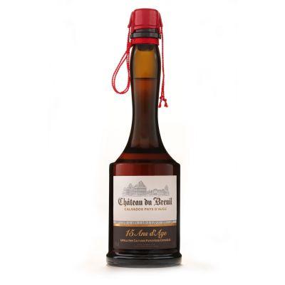 Calvados Du Breuil 15Y fles 70cl