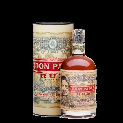 Don Papa Rum fles 70cl