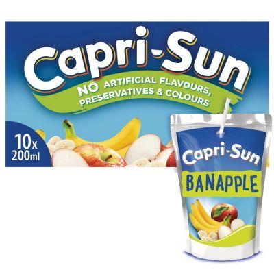 Capri-Sun Banana Apple clip 10 x 20cl