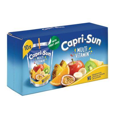 Capri-Sun Multivitamine clip 10 x 20cl