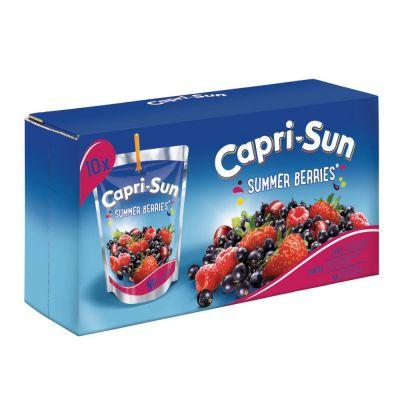 Capri-Sun Summer berries clip 10 x 20cl