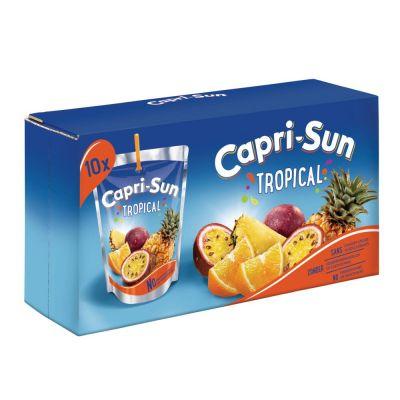 Capri-Sun Tropical clip 10 x 20cl