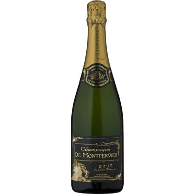 Champagne De Montpervier fles 75cl