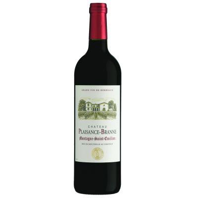 Château Plaisance-Branne Rood fles 75cl