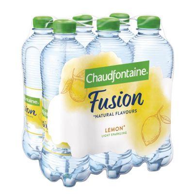 Chaudfontaine Fusion Citroen clip 6 x 50cl