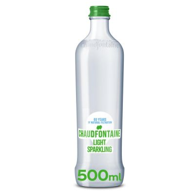Chaudfontaine Licht Bruis fles 50cl
