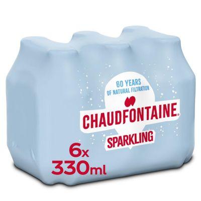 Chaudfontaine Bruis clip 6 x 33cl