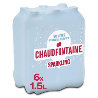 Chaudfontaine Bruis pet 6x1,5l