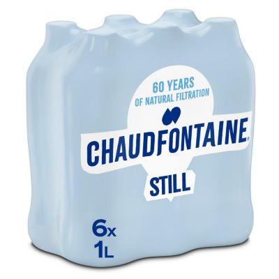 Chaudfontaine Plat pet 6 x 1l