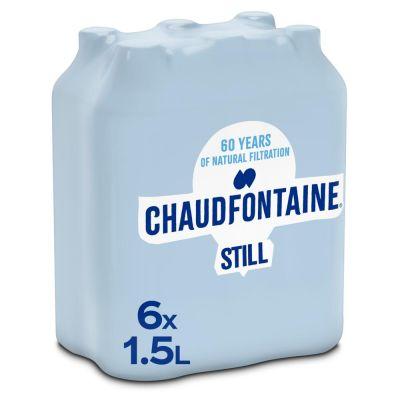 Chaudfontaine Plat pet 6x1,5l
