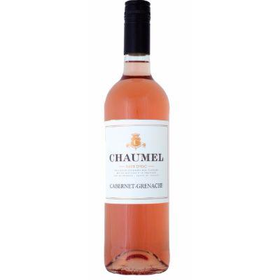 Chaumel Cabernet-Grenache Rosé fles 75cl