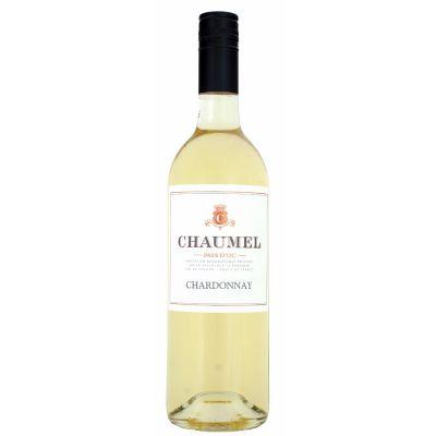 Chaumel Chardonnay fles 75cl