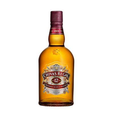 Chivas Regal 12Y fles 70cl
