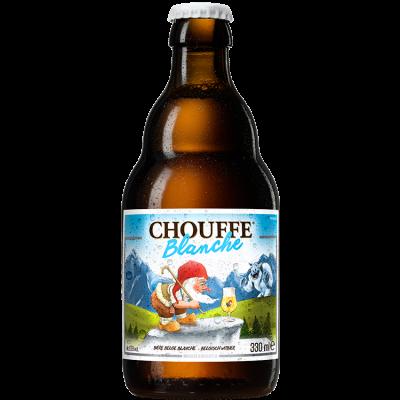 Chouffe Blanche fles 33cl