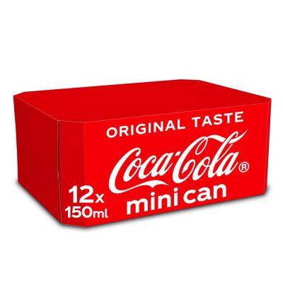 Coca-Cola Original blik 12 x 15cl