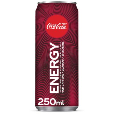 Coca-Cola Energy blik 25cl