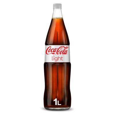 Coca-Cola Light fles 1l