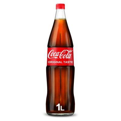 Coca-Cola Original fles 1l